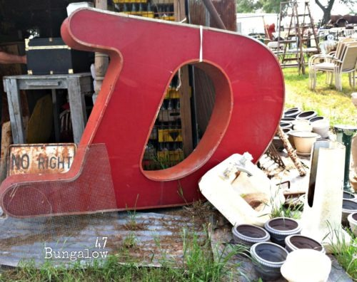 Salvage letter D