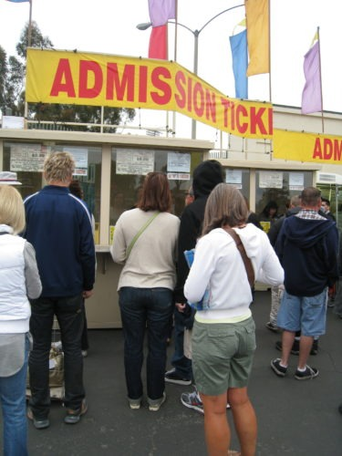 Some markets require tickets to get in, so plan ahead with admission cash.