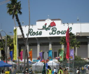 Rose Bowl Flea – Ready for Bargains!