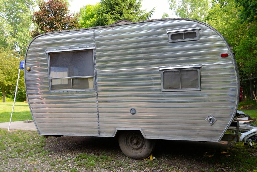 Vintage Camper Project