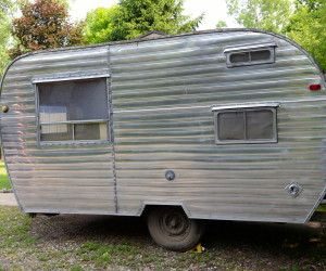 Vintage Camper Project – Part One