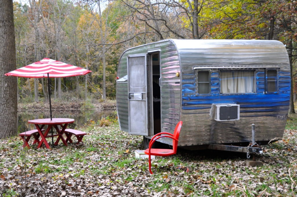 Bungalow 47 style camping