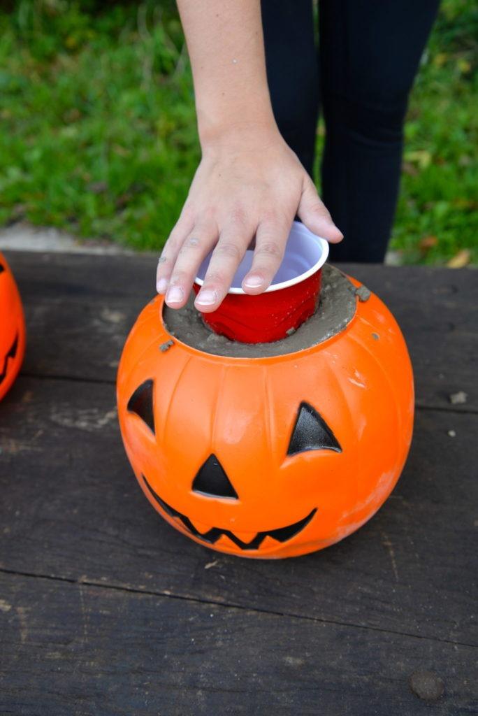 dsc_831Painting cement pumpkins using Bungalow 47 paint