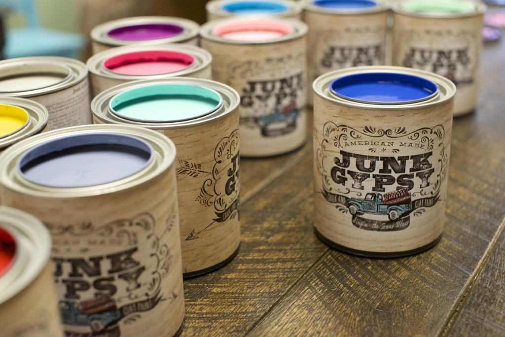 Junk Gypsy Paint