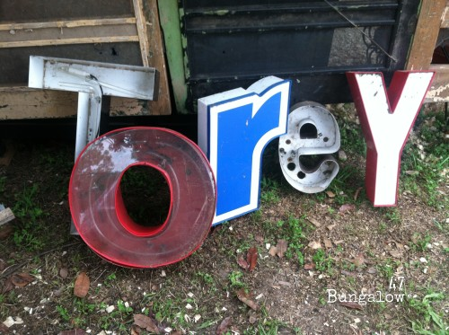 salvage letters