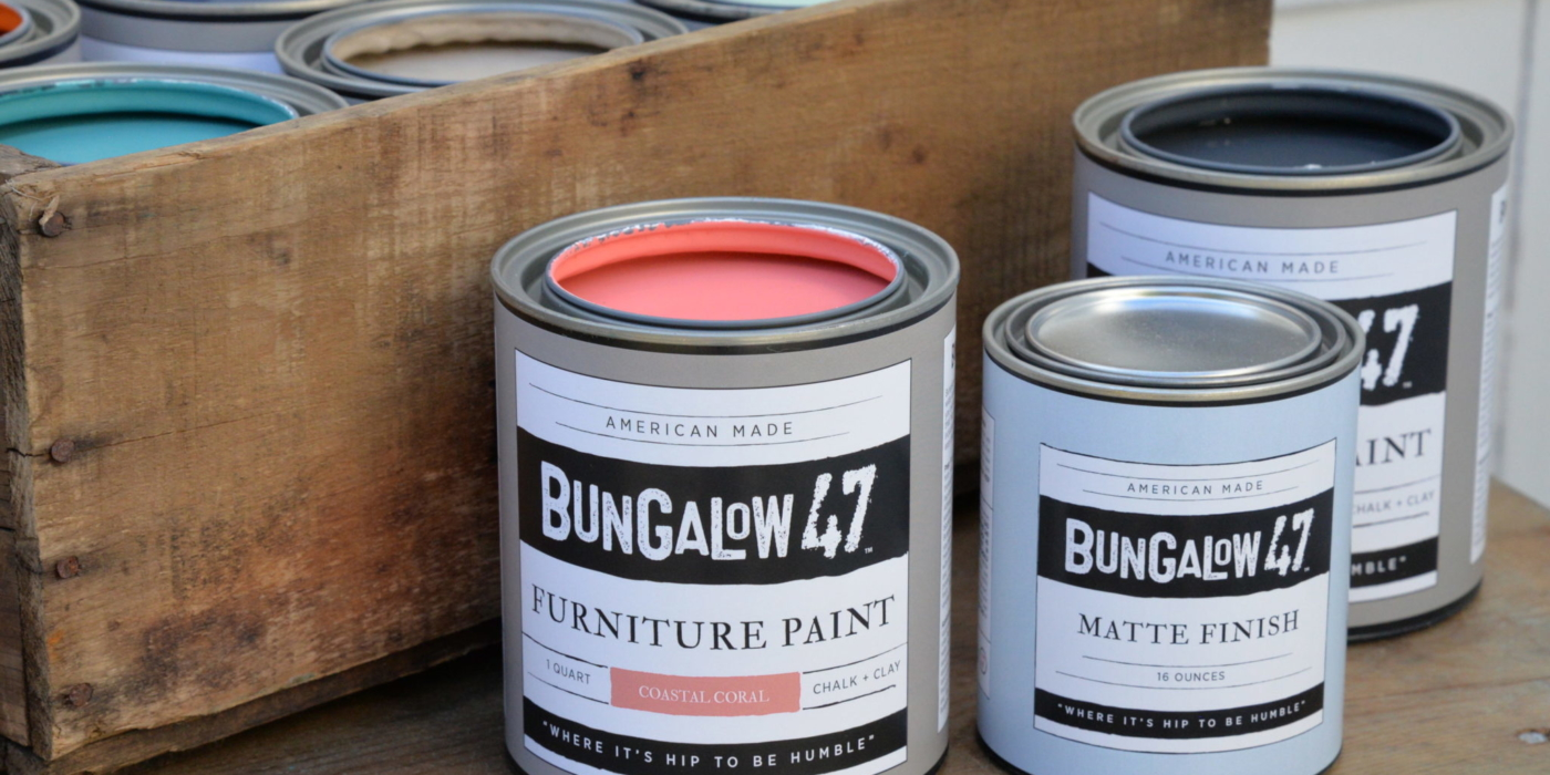 Bungalow 47 Furniture Paint