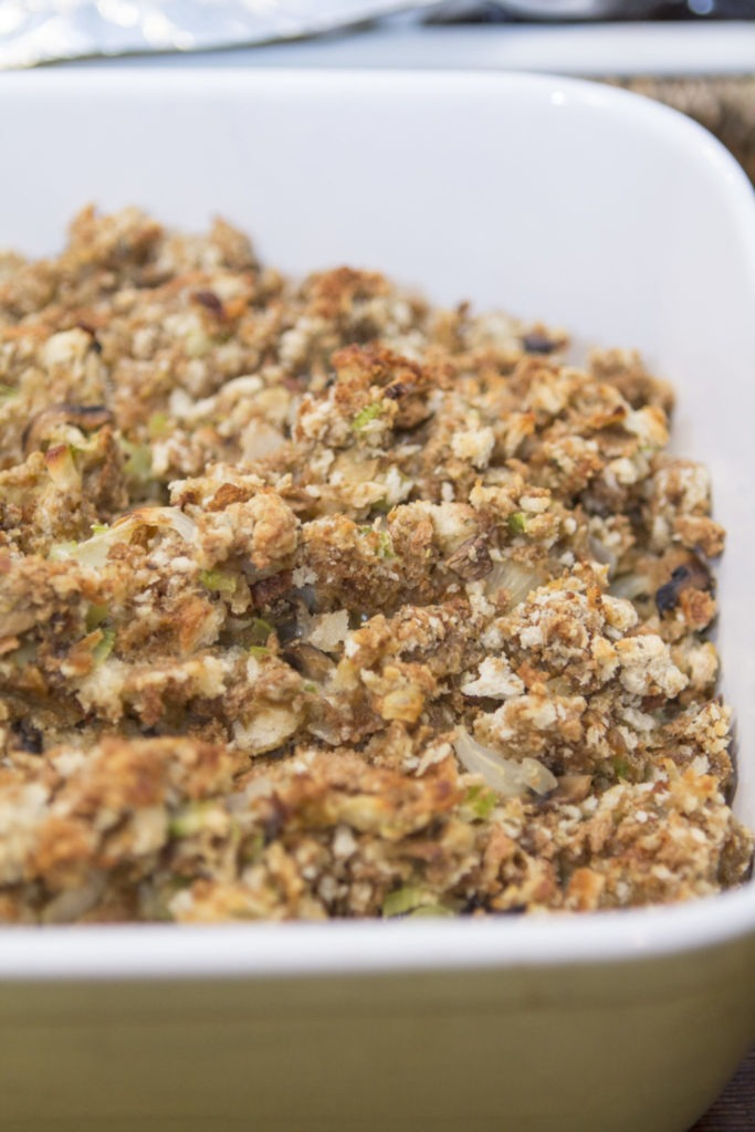 thanksgiving classic stuffing