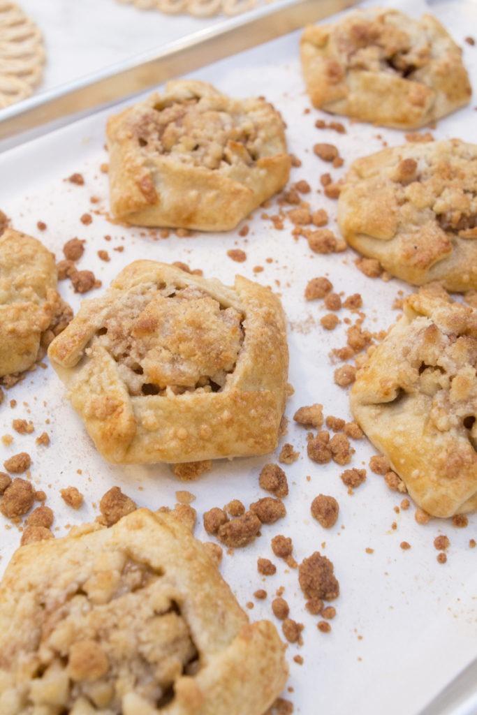 thanksgiving tarts