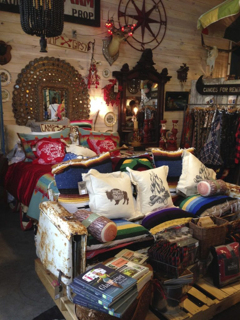 Junk Gypsy in Round Top, Texas