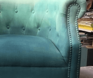 Painted Upholstery – An 'OMG' moment!