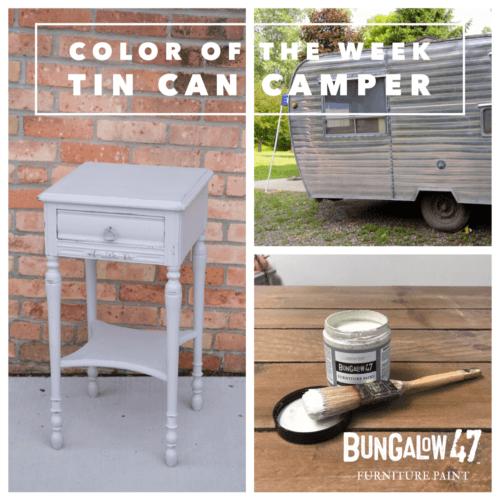Bungalow 47 - Tin Can Camper