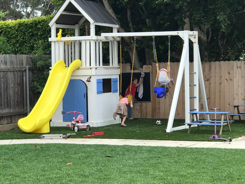 playhouse in the wild