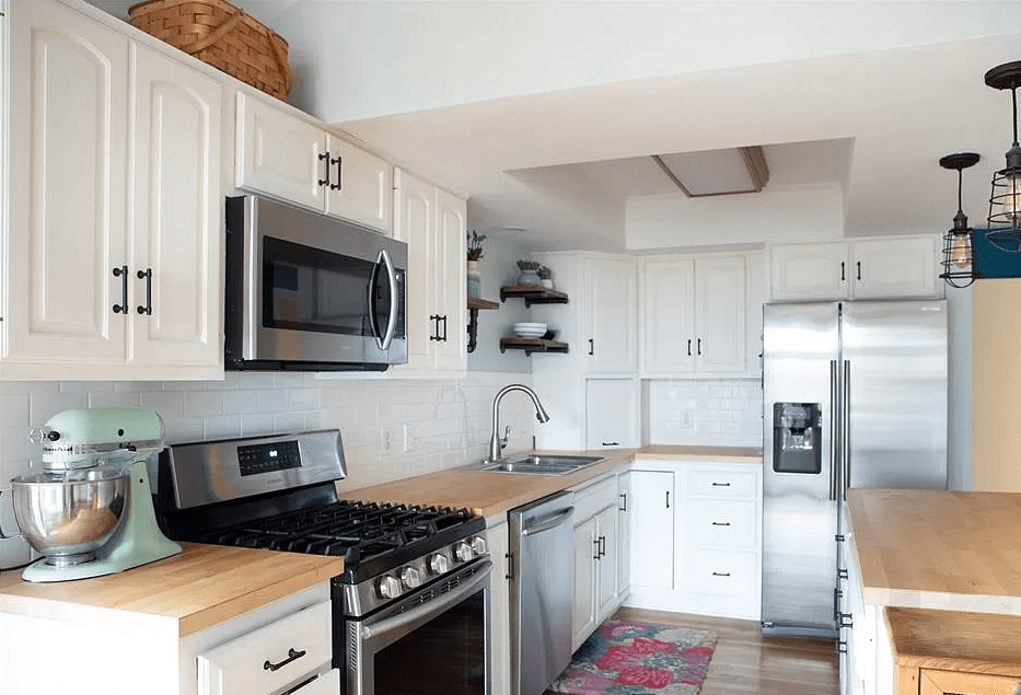 How Do Painted Cabinets Hold Up Over Years of Use?
